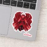 Scarlet Witch Graphic Sticker