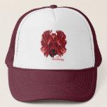 Scarlet Witch Graphic Trucker Hat