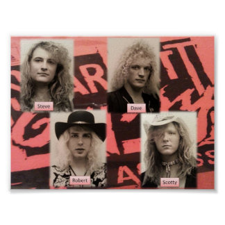 Scarlett Gypsy Poster