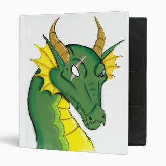 Scarred Dragon Binder