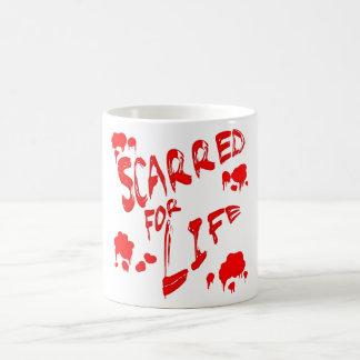Scarred For Life Coffee Mug