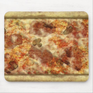 Scarrmanzo's Oven Roasted Pizza Mouse Pad