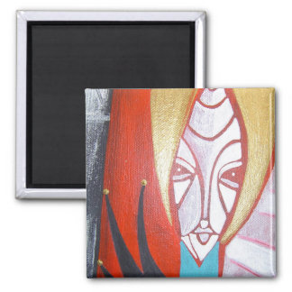 scars and secrets detail 10 2 inch square magnet
