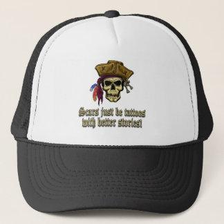 Scars Just be Tattoos Trucker Hat
