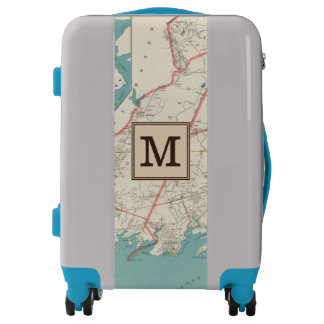 Scarsdale, New Rochelle, Mamaroneck| Monogram Luggage