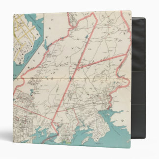 Scarsdale, New Rochelle, Mamaroneck towns 3 Ring Binder