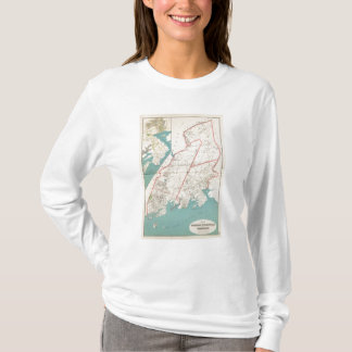Scarsdale, New Rochelle, Mamaroneck towns T-Shirt