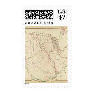 Scarsdale, Nueva York Sello Postal