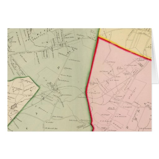 Scarsdale, White Plains, New York Greeting Cards
