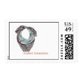 scarves postage