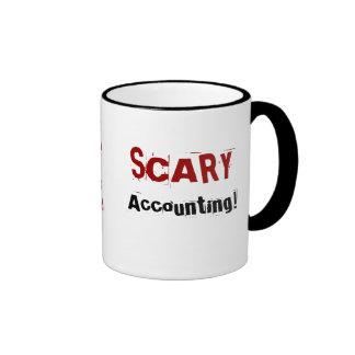 SCARY Accounting! Ringer Coffee Mug