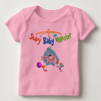 Scary baby to monster baby T-Shirt