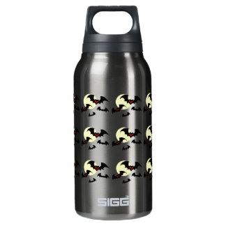 Scary Bats Insulated Water Bottle