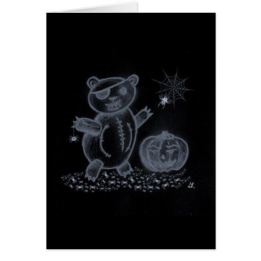Scary Bear 2 Card