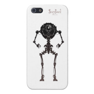 Scary Beard logo 2 (iPhone 5) Cover For iPhone SE/5/5s