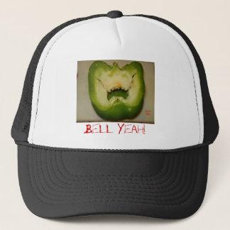 Scary Bell Trucker Hat