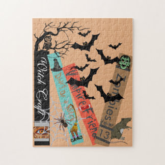 Scary Book Jigsaw Puzzle