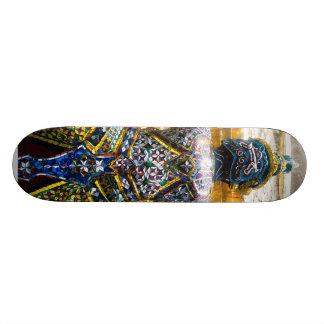Scary Buddha Skate Board