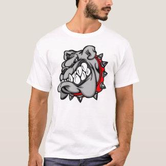 Scary bulldog shirt