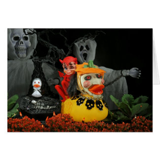 Scary, but Cute! Greeting Cards