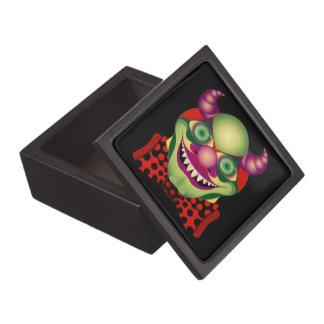 Scary Clown awesomely horrific treasure box