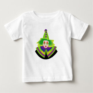 Scary Clown Baby T-Shirt