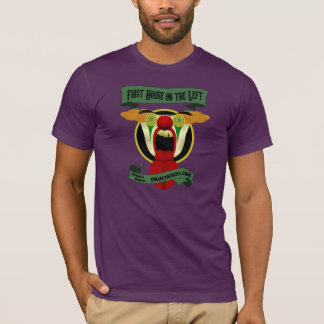 Scary Clown First House on the Left Shirt