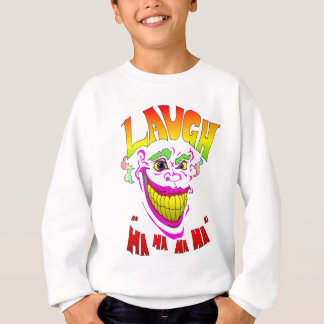 Scary Clown Laugh