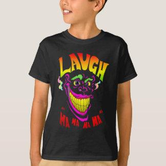 Scary Clown Laugh T-Shirt