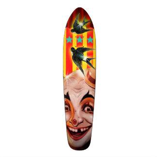 Scary Clown Skateboard