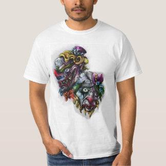 scary clown tattoo T-Shirt