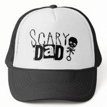 Scary Dad Trucker Hat