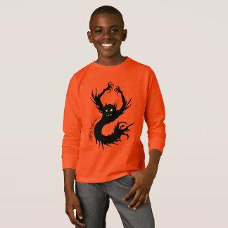 Scary Demon Creature Halloween T-Shirt