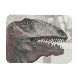 Scary Dinosaur Magnet