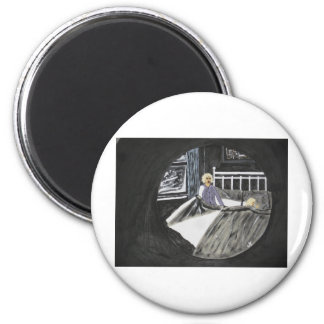 Scary Dreams Magnet