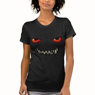 Scary Eyes T Shirts