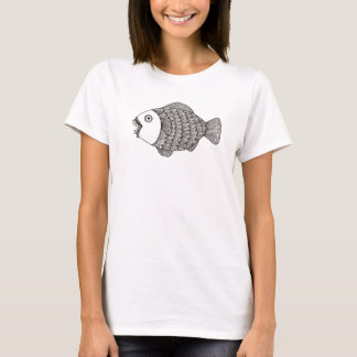 Scary Fish Shirts