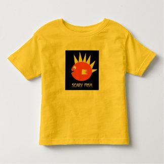 Scary Fish! Toddler T-shirt