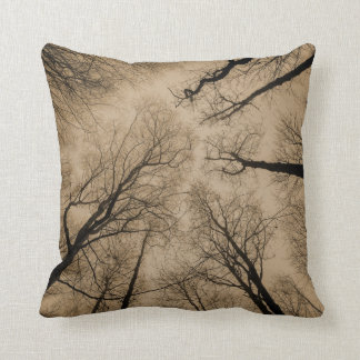Scary Forest Pillow