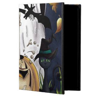 Scary Fun Halloween Creatures Case For iPad Air