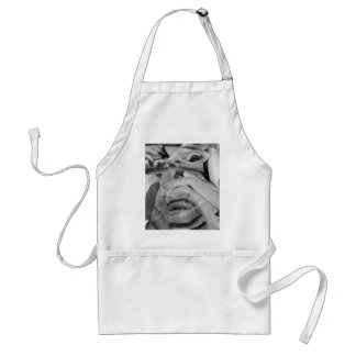 Scary Gary Adult Apron
