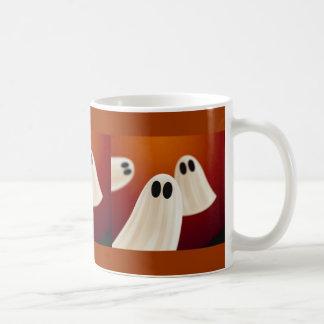 Scary Ghosts Mugs