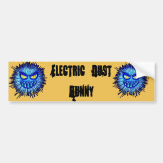 Scary Gory Ghoulish Halloween Illustration Car Bumper Sticker