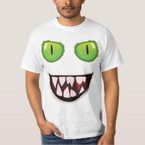 Scary Green Eye Monster T-Shirt
