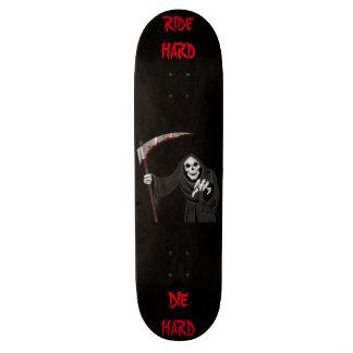 Scary Grim Reaper Skateboard Deck