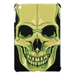 Scary Grinning Green Skull Case For The iPad Mini