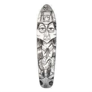 Scary Guy Skateboard