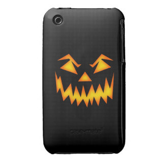 Scary Halloween Face Case-Mate iPhone 3 Case