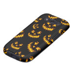 Scary Halloween Faces Samsung Galaxy SIII Cases