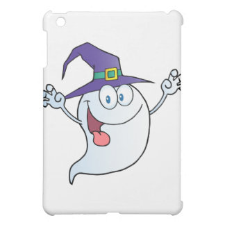 Scary Halloween Ghost Cartoon Character Cover For The iPad Mini